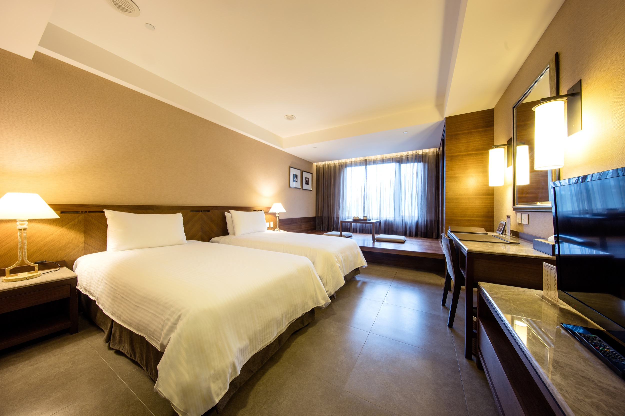 酒店豪華雙人客房